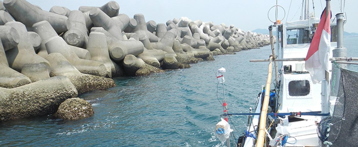 港湾・沿岸 調査